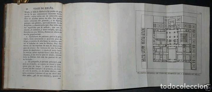 Libros antiguos: Viage de España,...tomo II, 1776. Antonio Ponz. Grabados - Foto 5 - 245393540