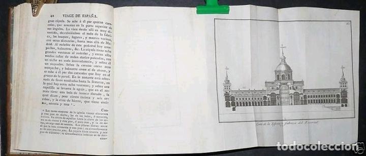 Libros antiguos: Viage de España,...tomo II, 1776. Antonio Ponz. Grabados - Foto 8 - 245393540