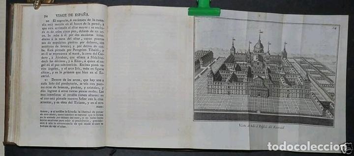 Libros antiguos: Viage de España,...tomo II, 1776. Antonio Ponz. Grabados - Foto 9 - 245393540