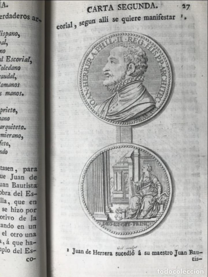 Libros antiguos: Viage de España,...tomo II, 1776. Antonio Ponz. Grabados - Foto 17 - 245393540