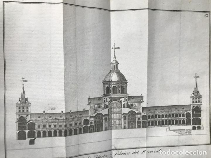 Libros antiguos: Viage de España,...tomo II, 1776. Antonio Ponz. Grabados - Foto 20 - 245393540