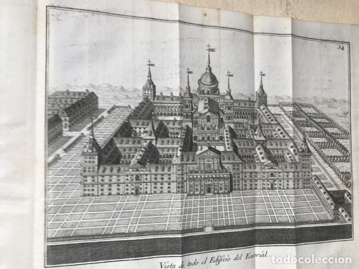 Libros antiguos: Viage de España,...tomo II, 1776. Antonio Ponz. Grabados - Foto 22 - 245393540