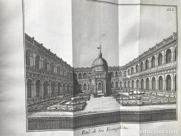 Libros antiguos: Viage de España,...tomo II, 1776. Antonio Ponz. Grabados - Foto 23 - 245393540