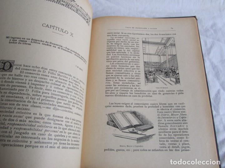 Libros antiguos: Viajes de instrucción y recreo por Europa y América, Ed. Barcelona, 1909 - Foto 10 - 245458415