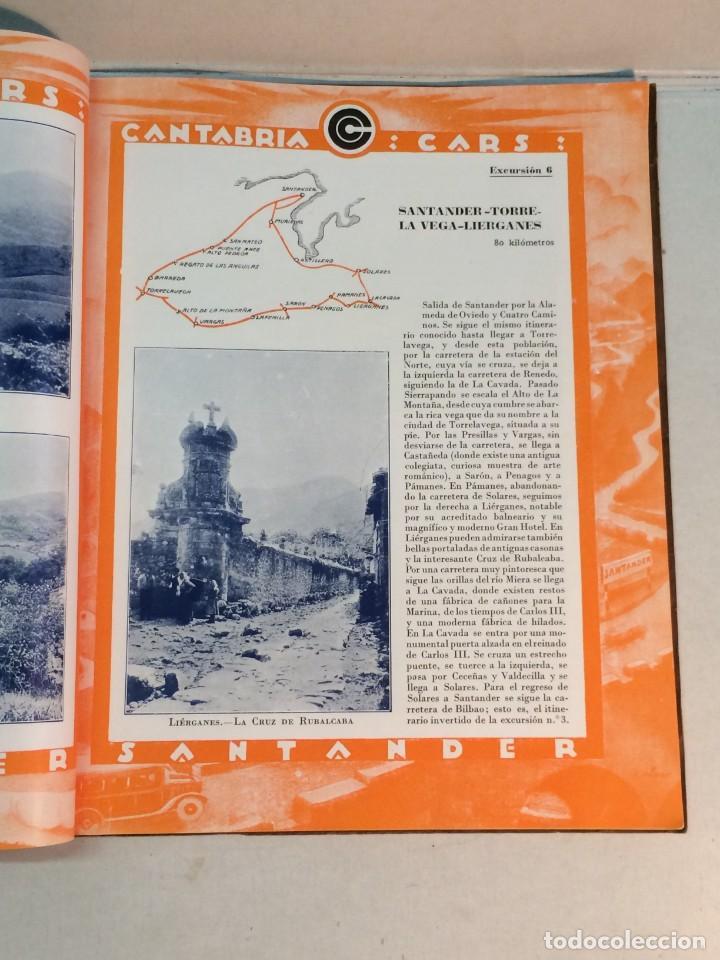 Libros antiguos: Cantabria-cars: Guía Ilustrada de la Provincia de Santander - Foto 4 - 245503490
