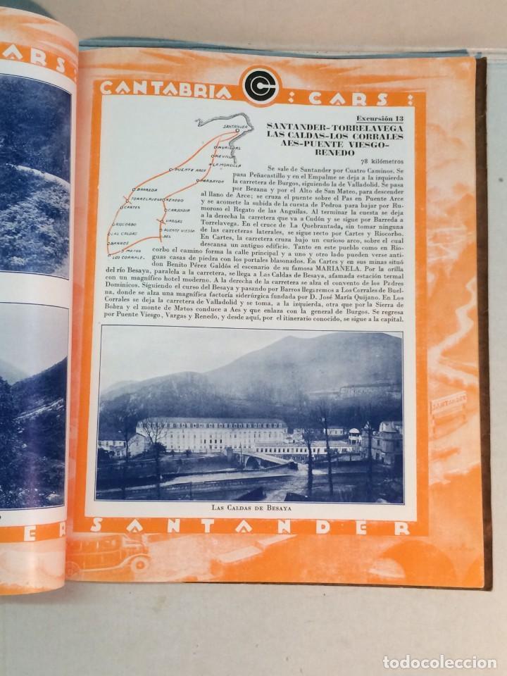 Libros antiguos: Cantabria-cars: Guía Ilustrada de la Provincia de Santander - Foto 5 - 245503490