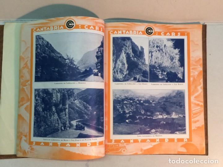 Libros antiguos: Cantabria-cars: Guía Ilustrada de la Provincia de Santander - Foto 6 - 245503490