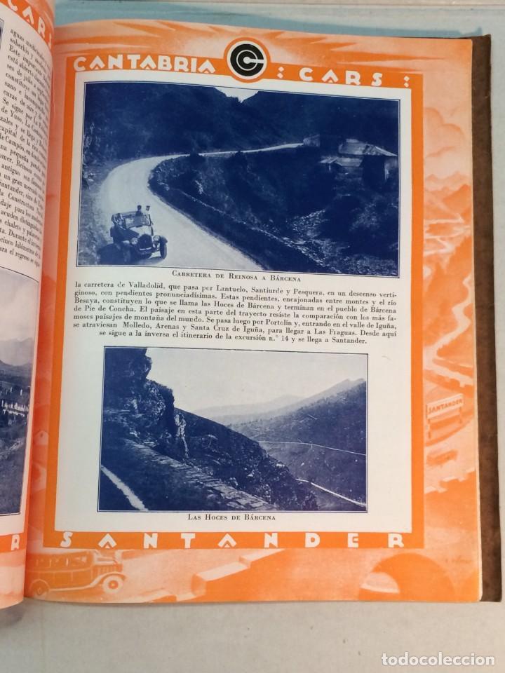 Libros antiguos: Cantabria-cars: Guía Ilustrada de la Provincia de Santander - Foto 8 - 245503490