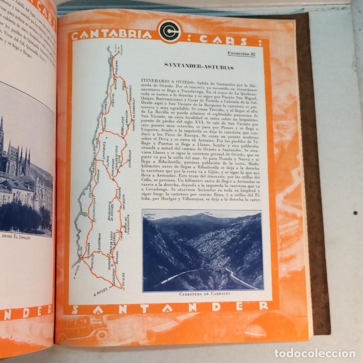 Libros antiguos: Cantabria-cars: Guía Ilustrada de la Provincia de Santander - Foto 9 - 245503490