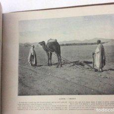 Libros antiguos: LE PANORAMA MERVEILLES DE FRANCE, ALGERIE, BELGIQUE Y SUISSE N°9. Lote 247466650
