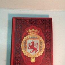 Libros antiguos: JOSÉ Mª QUADRADO: ESPAÑA. SUS MONUMENTOS Y ARTES. SU NATURALEZA E HISTORIA. ASTURIAS Y LEÓN (1885). Lote 248682045