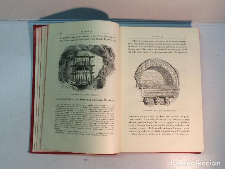 Libros antiguos: José Mª Quadrado: España. Sus monumentos y artes. Su naturaleza e historia. Asturias y León (1885) - Foto 5 - 248682045