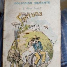 Libri antichi: FORTUNA HISTORIA DE UN PERRO AGRADECIDO CAZA. Lote 252258405