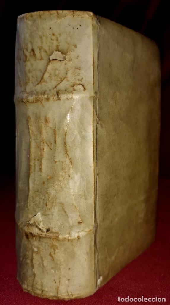 Libros antiguos: 1559. POST INCUNABLE. LIBRO EN PERGAMINO SOBRE VIAJES. RARISIMO - Foto 2 - 253308090