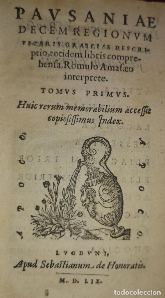 Libros antiguos: 1559. POST INCUNABLE. LIBRO EN PERGAMINO SOBRE VIAJES. RARISIMO - Foto 3 - 253308090