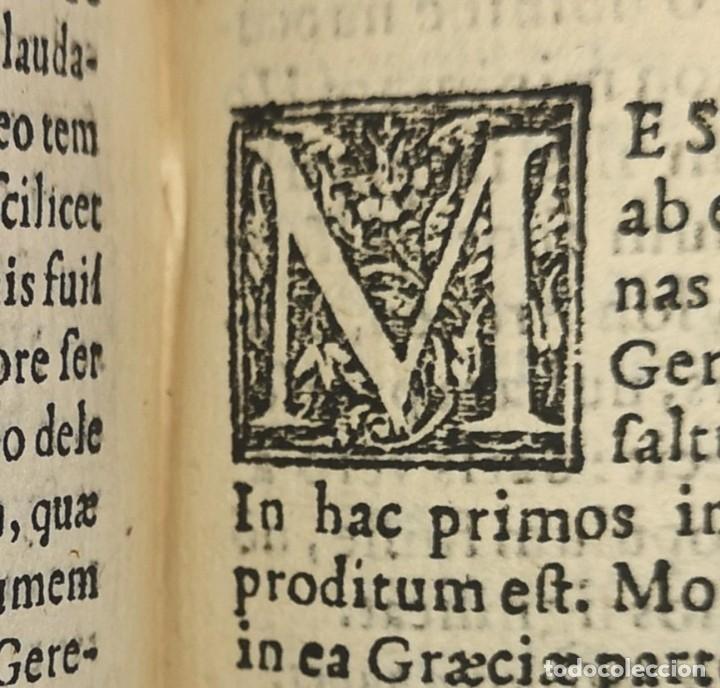 Libros antiguos: 1559. POST INCUNABLE. LIBRO EN PERGAMINO SOBRE VIAJES. RARISIMO - Foto 5 - 253308090