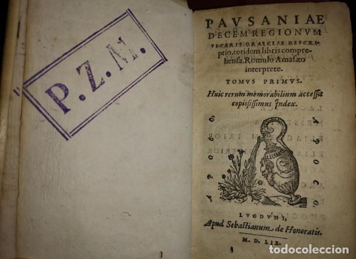 Libros antiguos: 1559. POST INCUNABLE. LIBRO EN PERGAMINO SOBRE VIAJES. RARISIMO - Foto 11 - 253308090