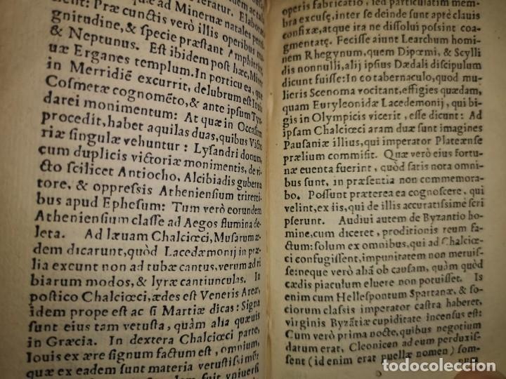 Libros antiguos: 1559. POST INCUNABLE. LIBRO EN PERGAMINO SOBRE VIAJES. RARISIMO - Foto 13 - 253308090
