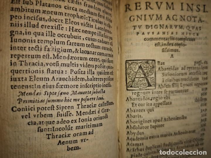 Libros antiguos: 1559. POST INCUNABLE. LIBRO EN PERGAMINO SOBRE VIAJES. RARISIMO - Foto 15 - 253308090