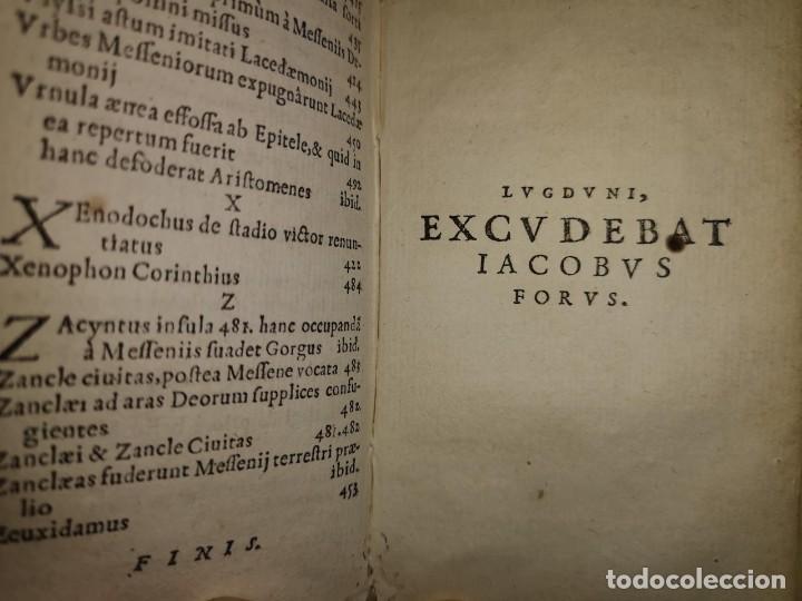 Libros antiguos: 1559. POST INCUNABLE. LIBRO EN PERGAMINO SOBRE VIAJES. RARISIMO - Foto 17 - 253308090