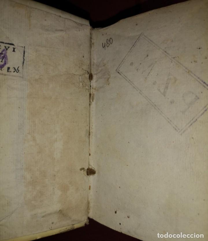 Libros antiguos: 1559. POST INCUNABLE. LIBRO EN PERGAMINO SOBRE VIAJES. RARISIMO - Foto 18 - 253308090