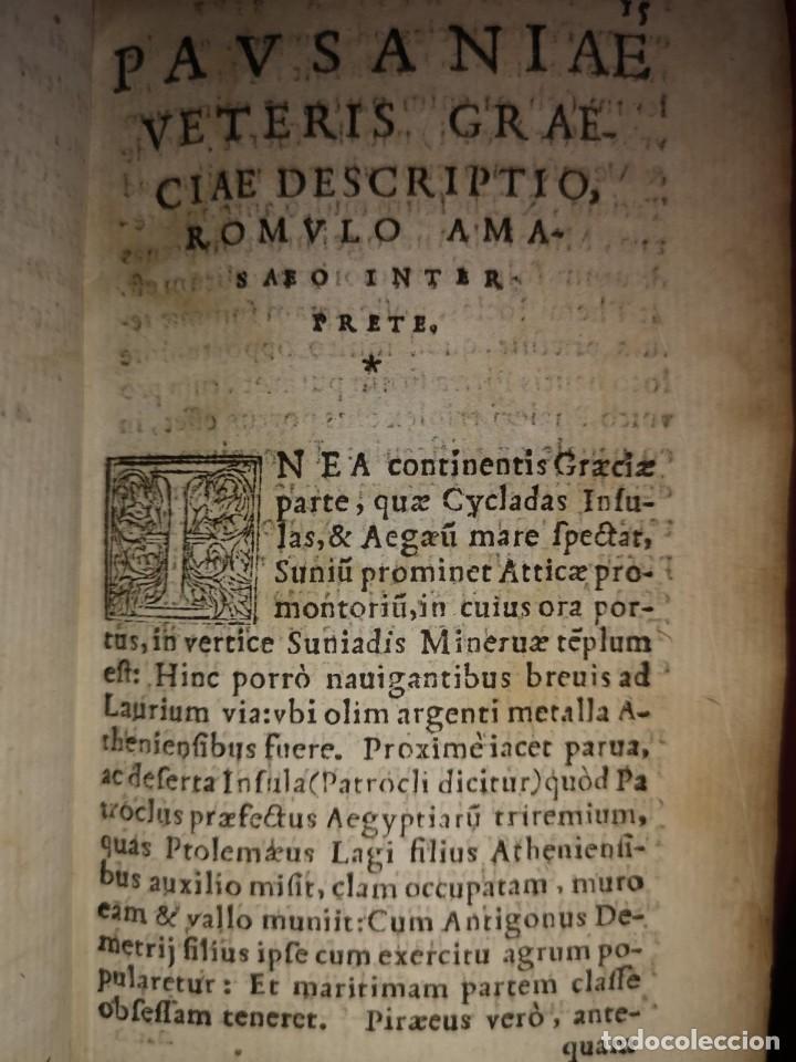 Libros antiguos: 1559. POST INCUNABLE. LIBRO EN PERGAMINO SOBRE VIAJES. RARISIMO - Foto 20 - 253308090