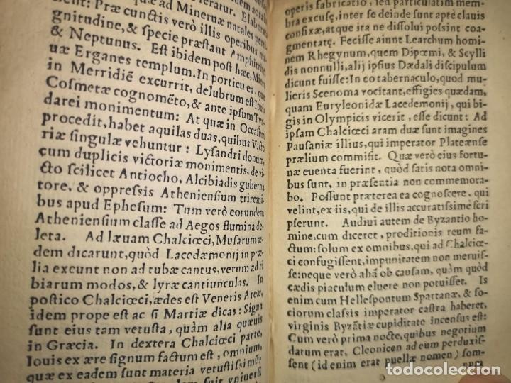Libros antiguos: 1559. POST INCUNABLE. LIBRO EN PERGAMINO SOBRE VIAJES. RARISIMO - Foto 21 - 253308090