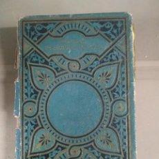 Libros antiguos: LIBRO SIGLO XIX. DECOUVERTE DU NOUVEAU-MONDE - F. MOUISSE. EN FRANCÉS. Lote 254849345