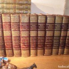 Libros antiguos: NUEVA GEOGRAFIA UNIVERSAL LOS PAISES Y LAS RAZAS ED. MONTANER Y SIMON 1911 COMPLETA 10 TOMOS. Lote 256052855
