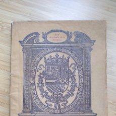 Libros antiguos: GUIA DEL VIAJE A SANTIAGO. LIBRO V CODICE CALIXTINO - MARQUES DE LA VEGA INCLAN Y J. PUYOL Y ALONSO. Lote 257772730