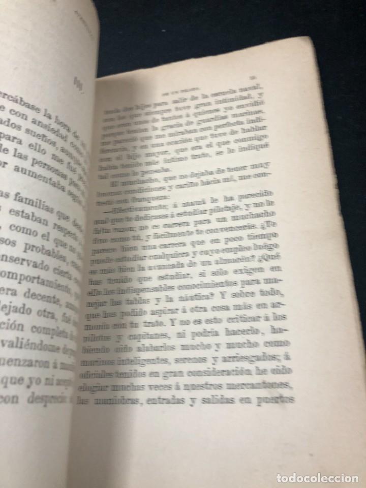 Libros antiguos: AVENTURAS DE UN PILOTO EN EL GOLFO DE GUINEA POR DONACUIGE 1886 original muy raro - Foto 8 - 261241875