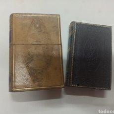 Libros antiguos: CALENDARIO MANUAL Y GUIA DE FORASTEROS EN MADRID AÑO 1830, MAGNIFICA ENCUADERNACION EXCELENTE ESTADO. Lote 262267250