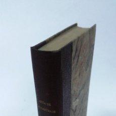 Libros antiguos: 1923 - ANTONIO LIÑÁN Y VERDUGO - GUÍA Y AVISOS DE FORASTEROS QUE VIENEN A LA CORTE. Lote 262808360