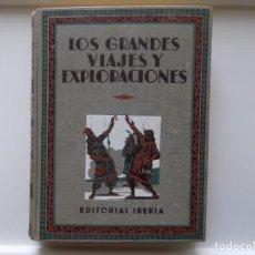 Libros antiguos: LIBRERIA GHOTICA. FFRIEDEL SPADA. A TRAVES DE LAS INMENSIDADES ASIÁTICAS.1932. 85 FOTOGRAFIAS.VIAJES. Lote 262963905