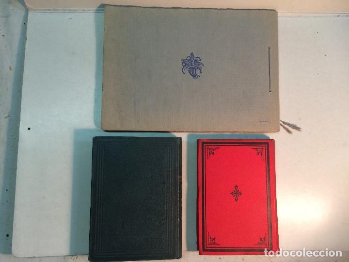 Libros antiguos: Lote Montserrat (3 libros) - Foto 2 - 263810055