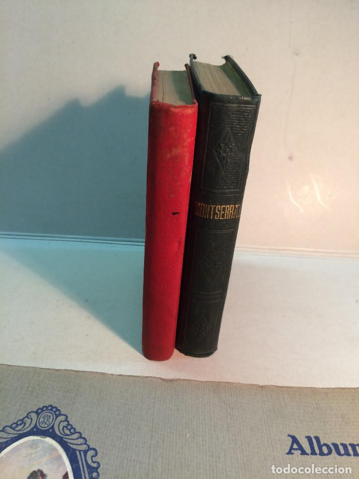 Libros antiguos: Lote Montserrat (3 libros) - Foto 3 - 263810055