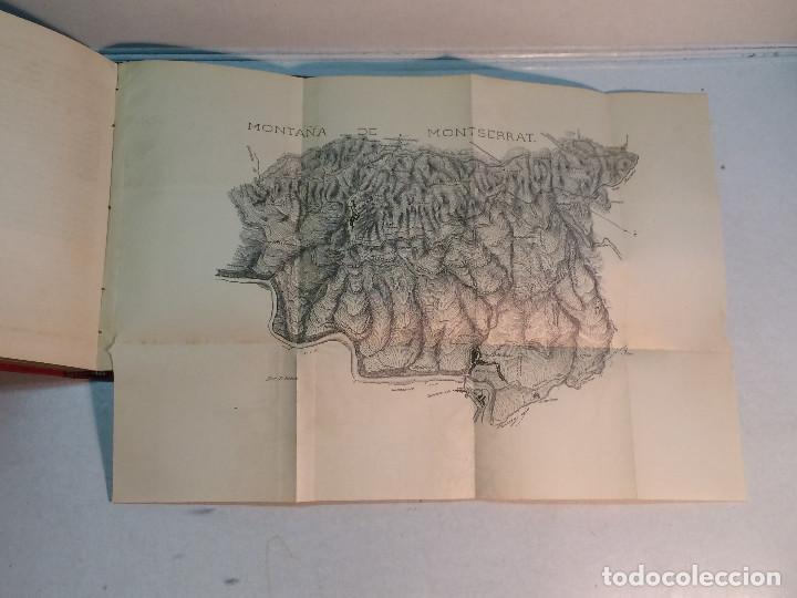 Libros antiguos: Lote Montserrat (3 libros) - Foto 8 - 263810055