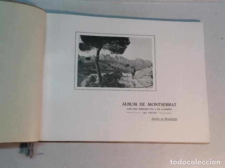 Libros antiguos: Lote Montserrat (3 libros) - Foto 9 - 263810055