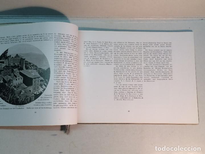 Libros antiguos: Lote Montserrat (3 libros) - Foto 10 - 263810055