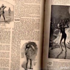 Libros antiguos: AVENTURAS DE LUIS DE ROUGEMONT : LOS CANÍBALES DE AUSTRALIA, CAUTIVO EN LAS MAZMORRAS DEL CALIFA.... Lote 266241888