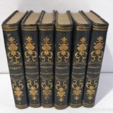 Libros antiguos: COMPENDIO GEOGRAFIA UNIVERSAL 6 TOMOS 1850 MALTE BRUM FISICA, HISTORICA, POLITICA, ANTIGUA Y MODERNA. Lote 266271773