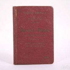 Libros antiguos: GUÍA - BARCINO MECUM / GUÍA PRACTICA DEL GUARDIA - 8º EDICIÓN - AÑO 1925 BARCELONA. Lote 266900629
