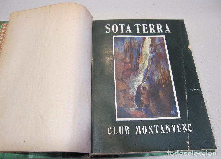 SOTA TERRA RESSENYA ILUSTRADA DE LES EXCURSIONS...1907. CLUB MUNTANYEC BARCELONA. OLIVA DE VILANOVA (Libros Antiguos, Raros y Curiosos - Geografía y Viajes)