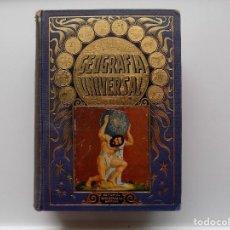 Libri antichi: LIBRERIA GHOTICA. BLANQUEZ FRAILE. GEOGRAFIA UNIVERSAL. ED. SOPENA 1936. MUY ILUSTRADO.. Lote 267672269