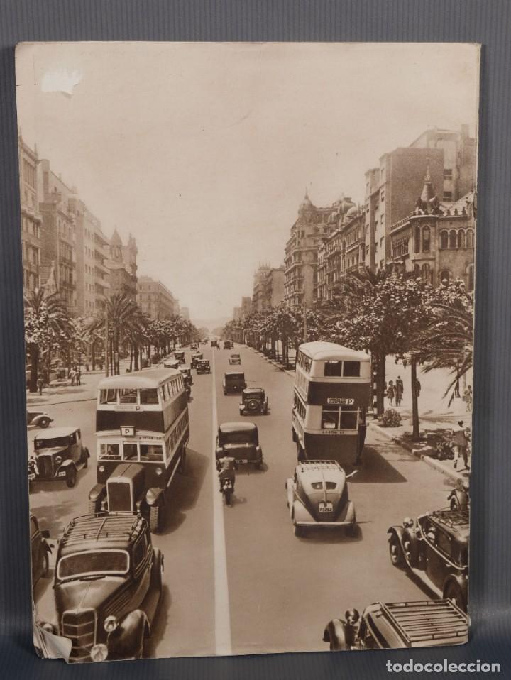 Libros antiguos: Los transportes urbanos de Barcelona - Diego Raminez Pastor 1947 - Foto 2 - 268845174