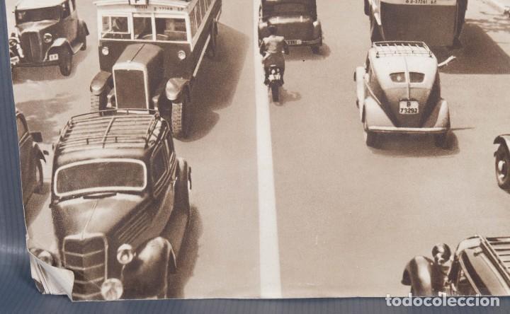 Libros antiguos: Los transportes urbanos de Barcelona - Diego Raminez Pastor 1947 - Foto 4 - 268845174