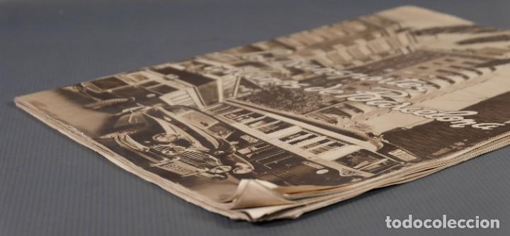 Libros antiguos: Los transportes urbanos de Barcelona - Diego Raminez Pastor 1947 - Foto 5 - 268845174
