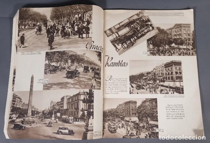 Libros antiguos: Los transportes urbanos de Barcelona - Diego Raminez Pastor 1947 - Foto 8 - 268845174