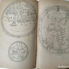 Libros antiguos: HISTORIA DE LA GEOGRAFIA Y LOS DESCUBRIMIENTOS SAINT-MARTIN 1878 ILUSTRADO. Lote 269140878