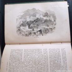 Libros antiguos: THORNBURY LIFE IN SPAIN 1860 ANDALUCÍA CÁDIZ MÁLAGA GRANADA GIBRALTAR HISTORIA. Lote 269585678